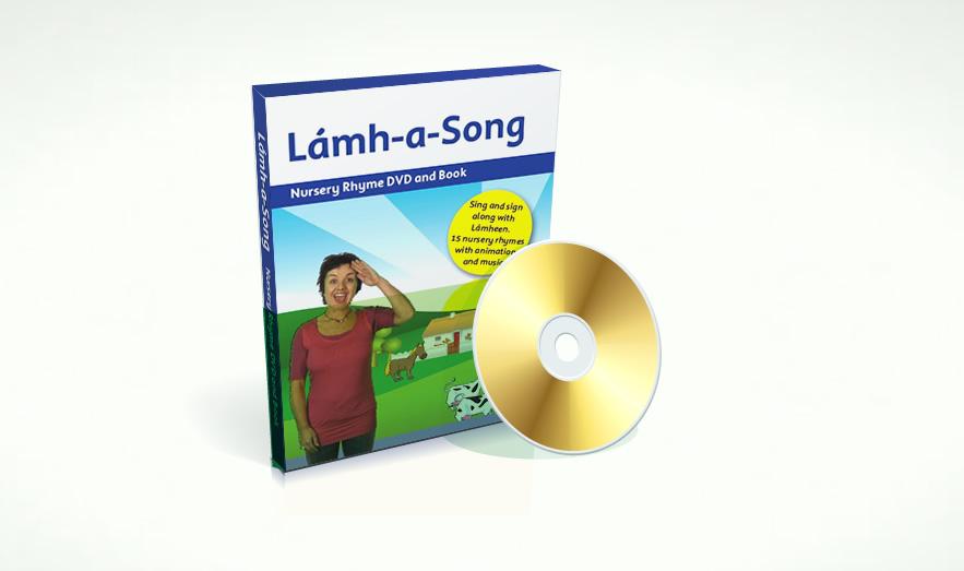 Lámh-a-Song DVD box