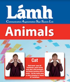 Lámh Signs Poster for Animals