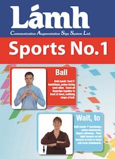 Lámh Signs Sports Poster No.1