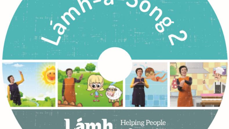 Lamh a Song DVD