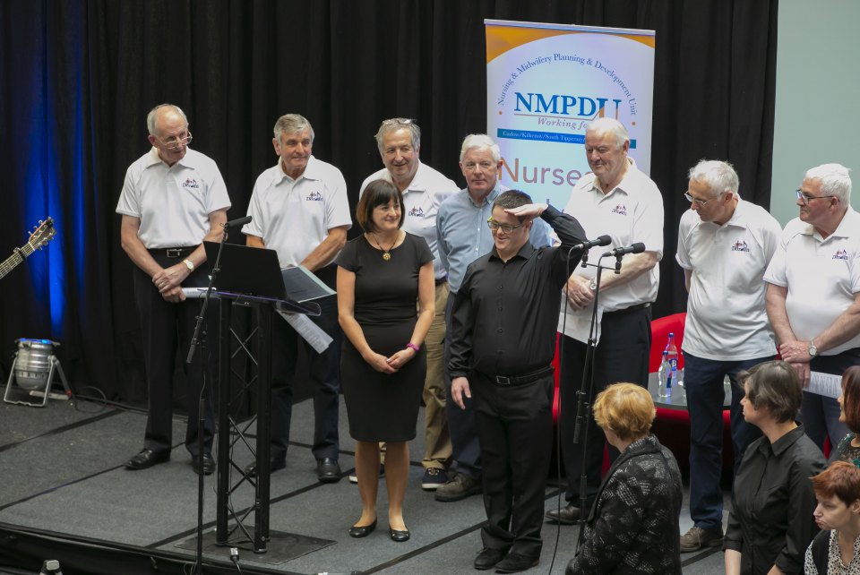 Music Choir using Lámh